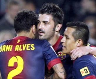 Victorii pentru Real Madrid si Barcelona in Spania (Video)