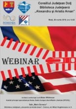 Videoconferinta organizata de Ambasada SUA in Romania