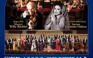 """Vienna Classic Christmas la Palatul Culturii """"Teodor Costescu"""""""