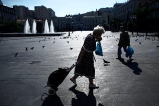 Viitor sumbru pentru Grecia: Somaj de peste 30% in 2014