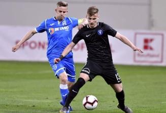 Viitorul, in preliminariile Europa League  U Craiova