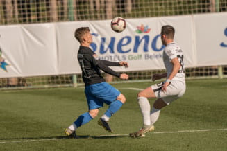 Viitorul, invinsa de Partizan Belgrad