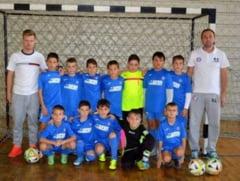 Viitorul Nasaud o echipa a viitorului in fotbalul romanesc