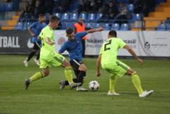 Viitorul a pierdut meciul din Youth League