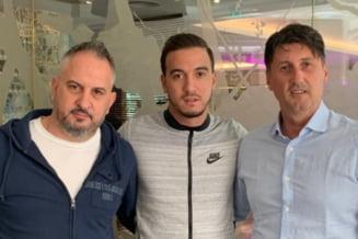 Viitorul lui Hagi a transferat un fost jucator al lui Dinamo