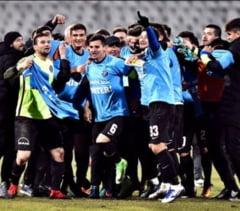 Viitorul lui Hagi castiga titlul in Liga 1