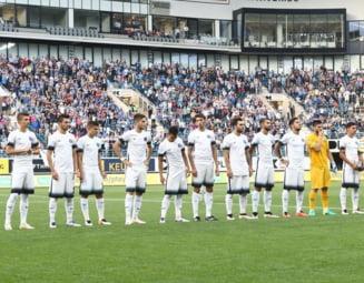 Viitorul lui Hagi iese din Europa League dupa o remiza cu Gent