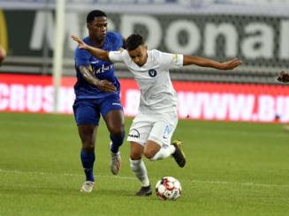 Viitorul lui Hagi invinge Gent, dar este eliminata din Europa League