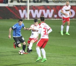Viitorul lui Hagi pierde cu Dinamo. FCSB, tot mai aproape de titlu