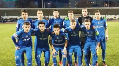 """Viitorul lui Hagi s-a calificat in """"primavara"""" UEFA Youth League"""