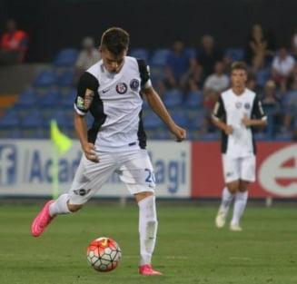 Viitorul lui Hagi zdrobeste Timisoara si e lider in Liga 1