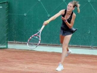 Viitorul ne apartine: O romanca s-a calificat in sferturile de finala la Roland Garros la juniori