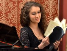 Viitorul nostru altfel Pianista care incanta lumea in ia romaneasca