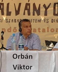 """Viktor Orban, Hrebenciuc si Elena Basescu, invitati la Universitatea de Vara """"Balvanyos"""""""