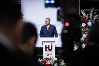 Viktor Orban, la Timisoara: Nu schimbi intr-o zi un camp de matraguna intr-o livada inflorita