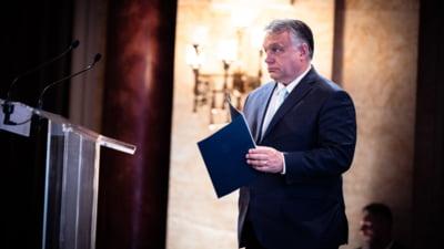 Viktor Orban acuză UE de blocarea fondurilor postcovid din cauza legii ungare anti-LGBT