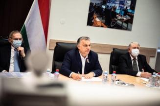 Viktor Orban reproseaza Bruxellesului ca a organizat prost achizitia vaccinurilor. Ungaria isi va construi propria fabrica de vaccinuri