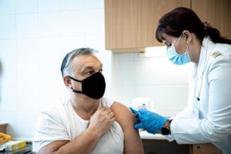 Viktor Orban s-a vaccinat cu serul chinezesc Sinopharm. Vaccinul nu este aprobat in Uniunea Europeana