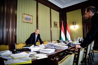 Viktor Orban tine Ungaria inca o luna in stare de urgenta, timp in care guverneaza prin decret