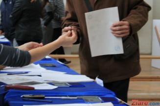 Vin alegerile: Cati romani cu drept de vot sunt la inceput de 2016