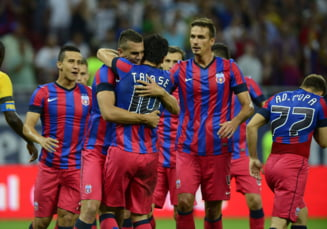 Vin banii pe drepturile TV in Liga I. Cat incaseaza Steaua