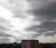 Vin ploile in toata tara - informare meteo de vreme rea