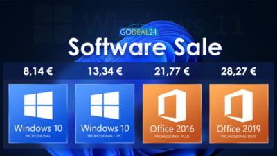 Vine Windows 11! Ia repede niste Windows 10 ieftin