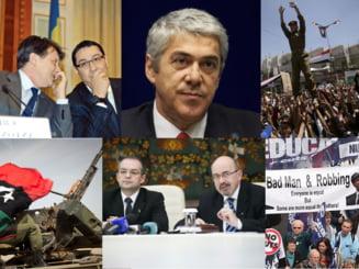 Vine a doua criza. Prea mare pentru politicienii mici (Opinii)