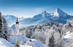 Vine zapada. Meteorologii au emis un cod galben de ninsori si viscol in zonele montane din 14 judete