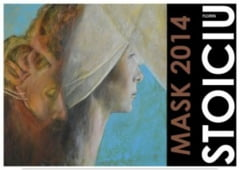 "Vineri, vernisaj la Muzeul de Arta Vizuala. Expozitia de pictura ""Mask 2014"""