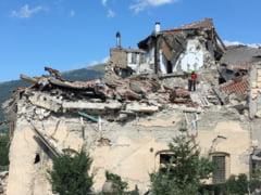 Vineri e zi de doliu national pentru romanii care au murit in cutremurul din Italia