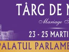 Vineri incepe Mariage Fest, ultimul targ de nunti al sezonului, la Palatul Parlamentului