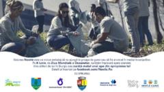 Vino alaturi de Nestle Romania si partenerii sai in actiunea de ecologizare in zona piciorul Podului Prieteniei din Giurgiu