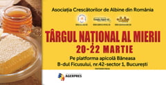 Vino in weekend la Targul National al Mierii