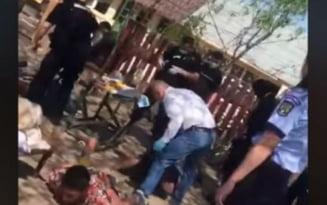 Violenta fara precedent a Politiei la Bolintin. Seful Politiei Bolintin - autorul acestor violente - a fost demis