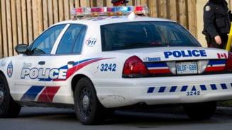 Violente in Canada: Crime multiple in Edmonton, focuri trase catre politisti in Toronto