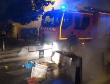 Violente in Franta dupa ce un tanar a fost ucis de politie: Mai multe masini au fost incendiate, dar si un centru comercial (Foto&Video)
