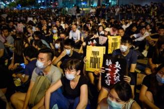 Violente la Hong Kong: UE cere respectarea autonomiei din regiune si masuri urgente pentru ca situatia sa nu escaladeze