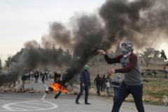 Violentele continua din cauza deciziei lui Trump privind Ierusalimul: Doi palestinieni, ucisi de armata israeliana
