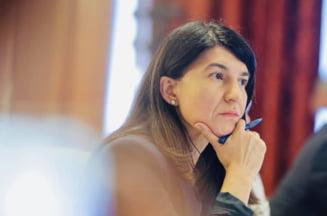"""Violeta Alexandru: """"Am serioase indoieli ca Gabriela Firea va mai deschide lista PSD la Bucuresti"""""""