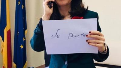 Violeta Alexandru: Activitatea ITM din judete e invizibila, inspectorii nu apara drepturile angajatilor