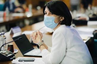 "Violeta Alexandru critica activitatea institutiilor din subordine: ""Inspectia Muncii, rupta de realitate. ANOFM, un simplu secretariat"""