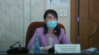 "Violeta Alexandru si Bogdan Aurescu, pusi la zid in Senat pentru ""Operatiunea Sparanghelul"". Cifre si explicatii oficiale"