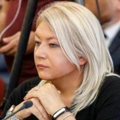 """Violeta Gaburici: """"Pentru a fi eficienti, trebuie sa colaboram, dar asta nu inseamna sa votam tot ceea ce se propune si nici opozitie de dragul de a fi impotriva."""""""