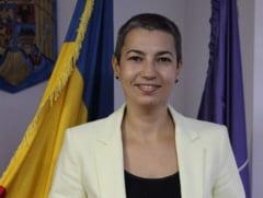 Violeta Vijulie a fost numita presedinte al Agentiei Nationale a Functionarilor Publici