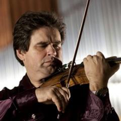 Violonistul Gabriel Croitoru va concerta in aer liber, in centrul Bucurestiului