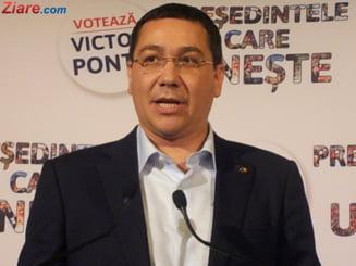 Violul din Vaslui nu-i da pace lui Ponta: Am vazut-o pe Udrea cu catuse, dar violatorii sunt liberi