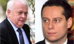Viorel Hrebenciuc și fiul său, Andrei Hrebenciuc, condamnați la câte doi ani de închisoare în dosarul retrocedării de păduri