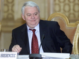 Viorel Hrebenciuc a demisionat din Parlament