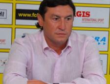 Viorel Moldovan a plecat de la FC Brasov